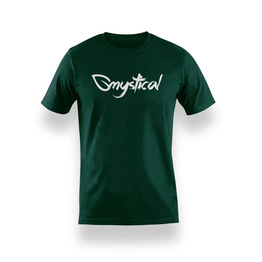T-Shirt Mystical Green