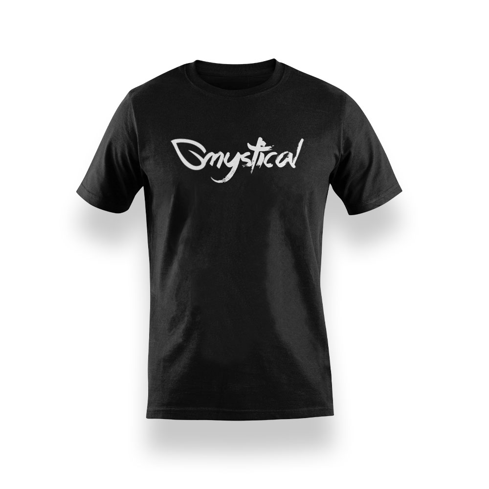 T-Shirt Mystical Black