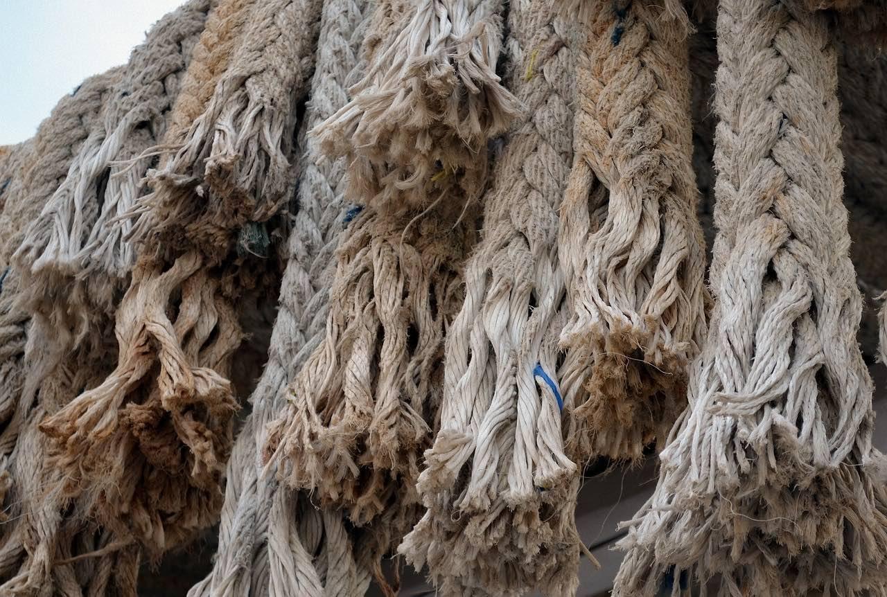 fabbrica corde fibra canapa