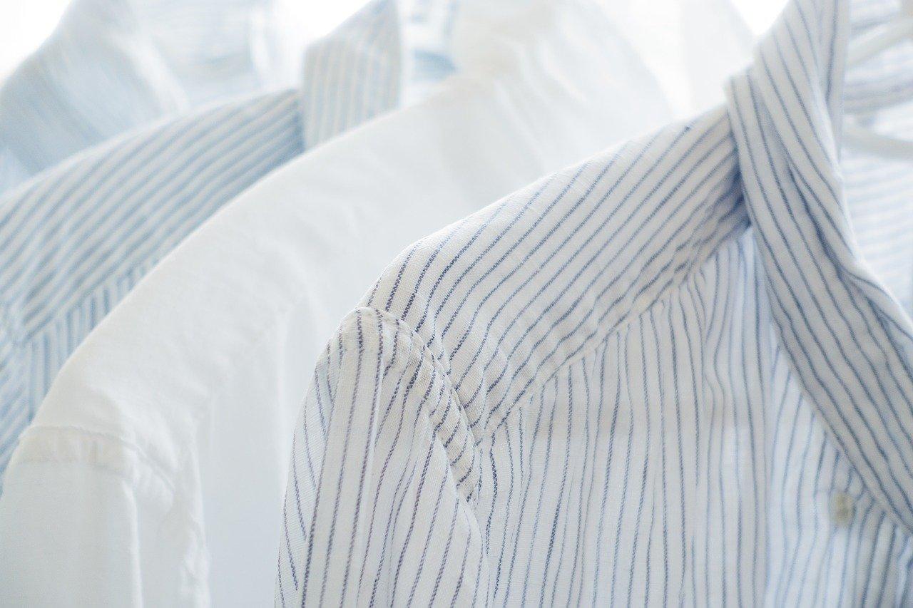 camice in tessuto canapa