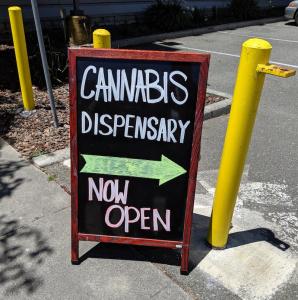 cannabis uso ricreativo